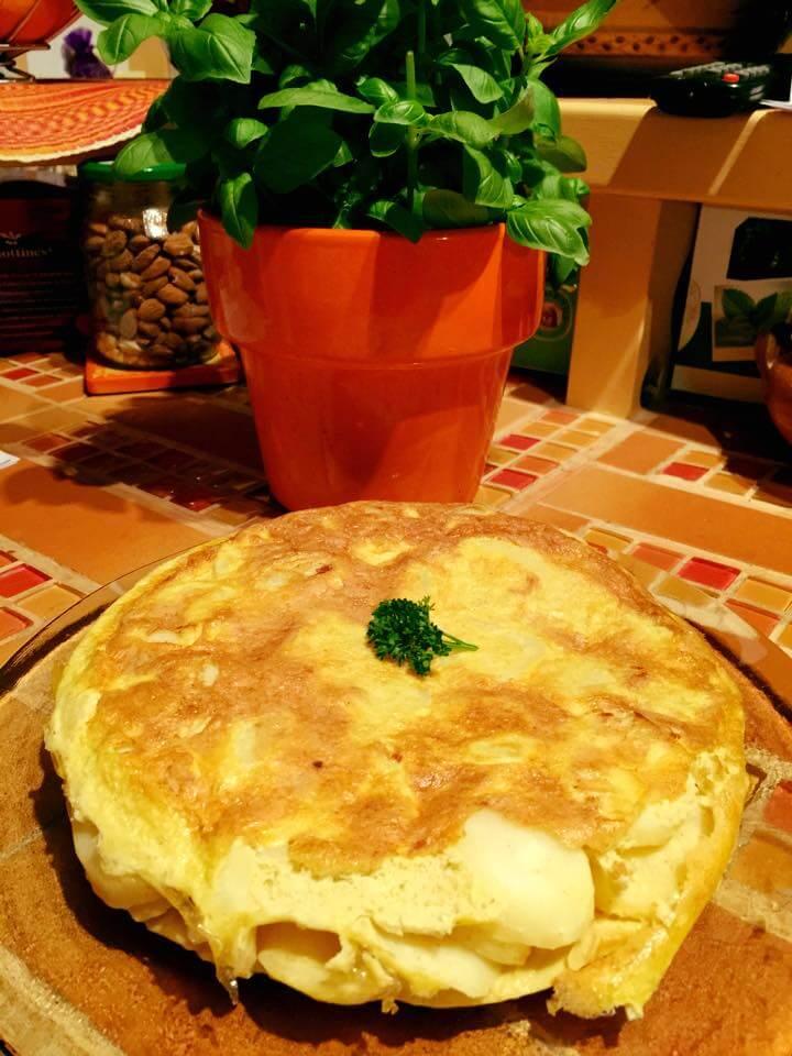 Recette de tapas : tortilla espagnole