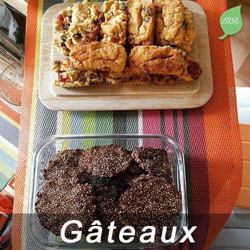 Recettes gâteaux par My Slow Life