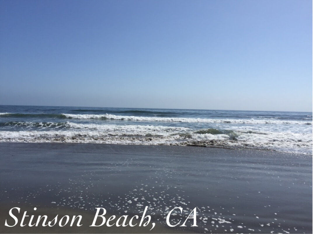 Stinson Beach California, Photo de My Slow Life
