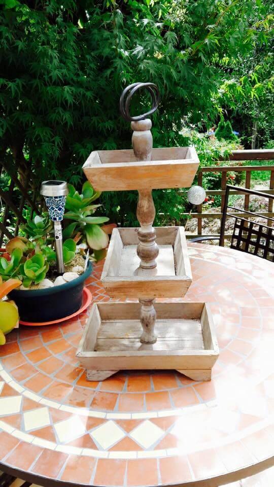 Redonner vie à un vieil objet en bois