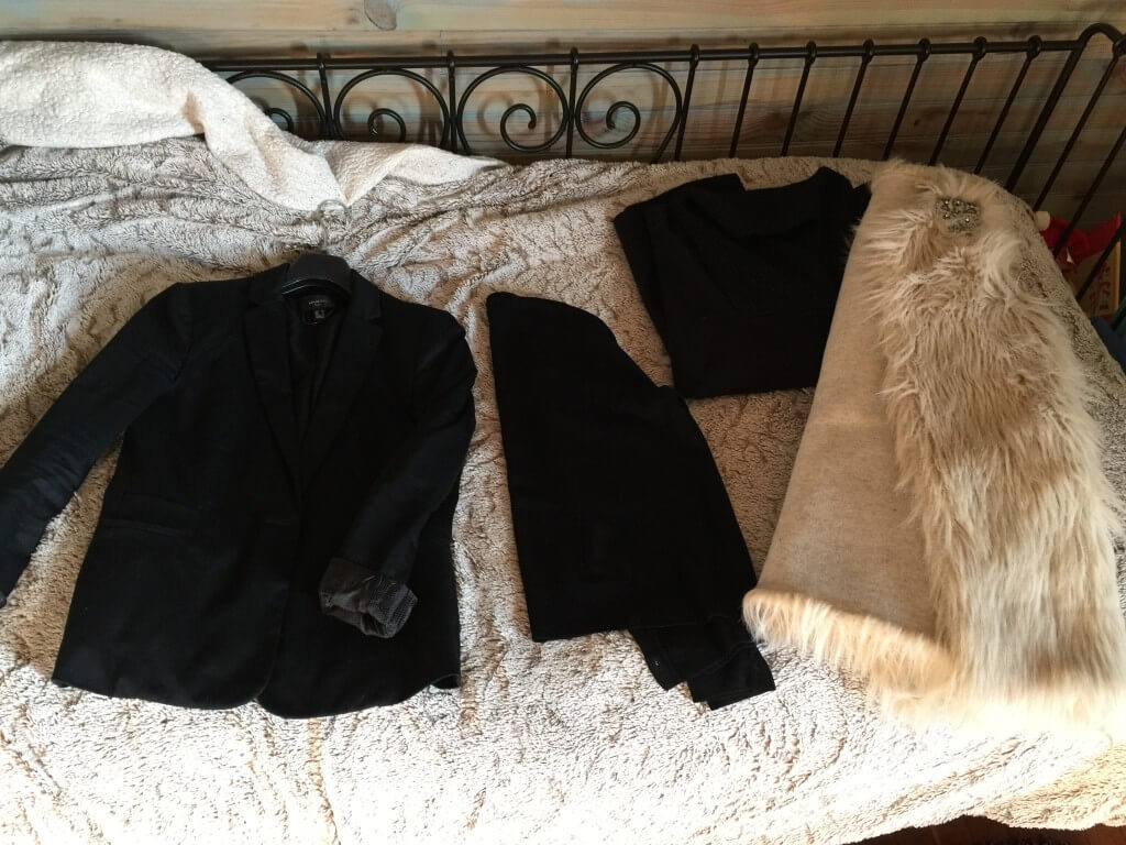 Vestes et gilets de ma capsule wardrobe hiver