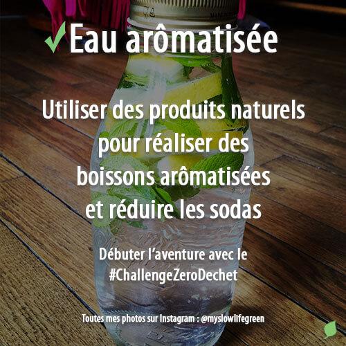 Réaliser des boissons naturelles pour limiter les sodas