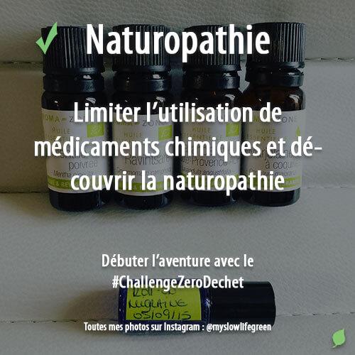 Naturopathie : aromathérapie et phytothérapie