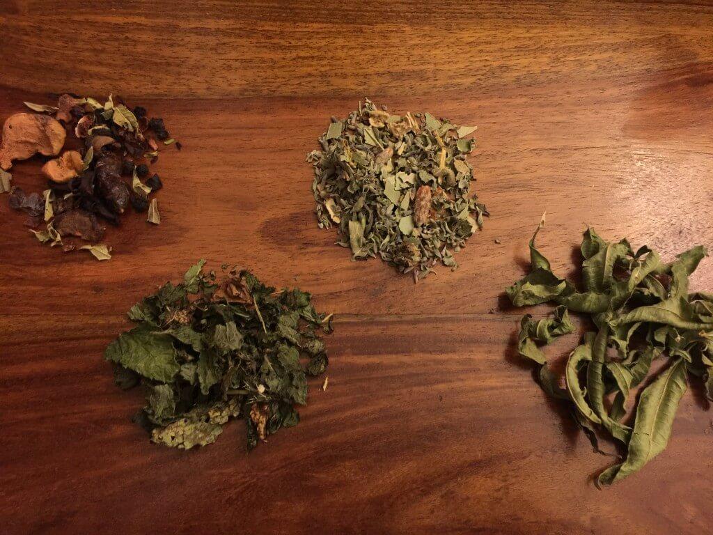 Plantes séchées Le Comptoir d'Herboristerie