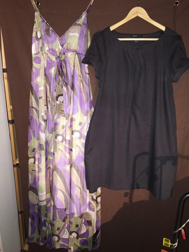 Robes capsule wardrobe printemps/été 2016