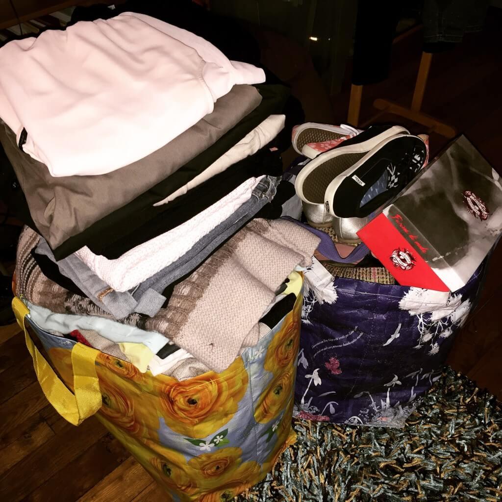 Vêtements à vendre - vide dressing My Slow Life