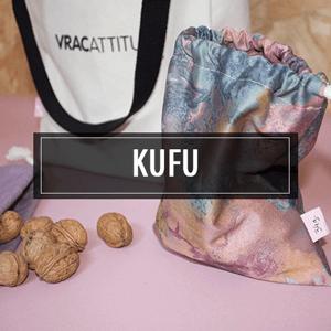 KUFU, des sacs à vrac en upcycling
