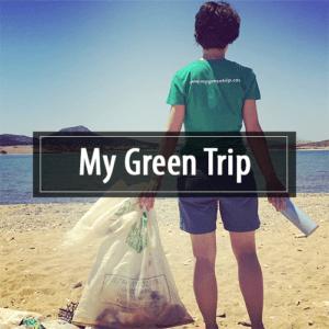 My Green Trip, un challenge pour nettoyer la planète
