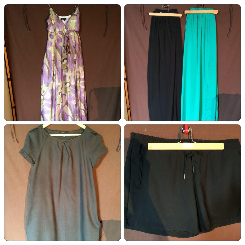 Robes & jupes projet 333 été 2016