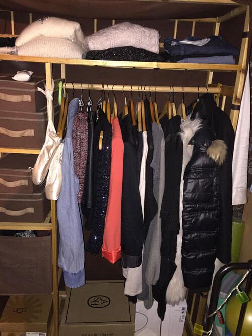 Dressing minimaliste pour ma automne hiver 2016