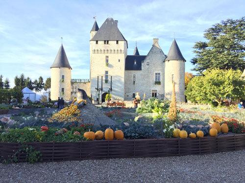 Le château du Rivau à 1h de Paris