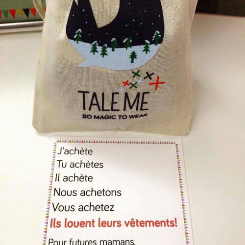 Tale Me : location de vêtements pour jeunes mamans et bébés