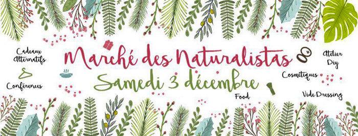 Marché de Noël des Naturalistas
