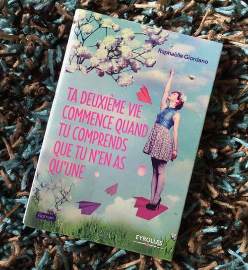 Livre de Raphaëlle Giordano