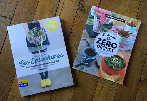 Livres anti-gaspillage alimentaire