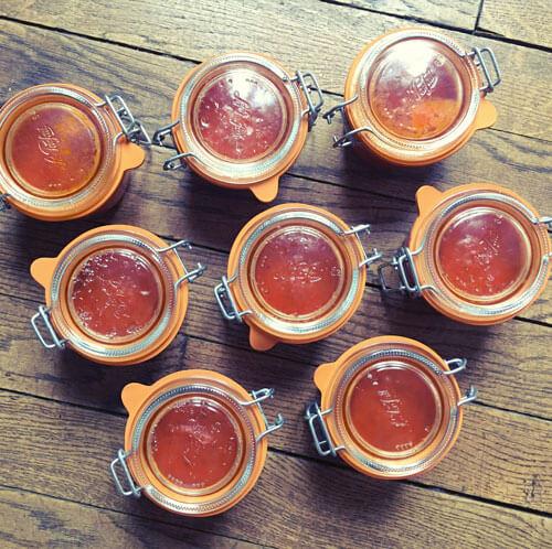 Réaliser ses conserves et bocaux de sauces tomates