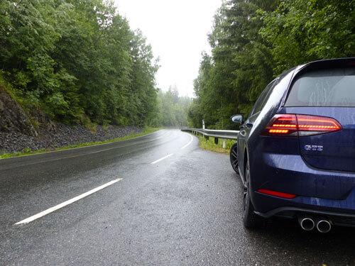 Golf GTE Volkswagen Oslo