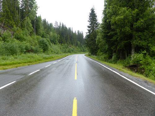 Route Oslo
