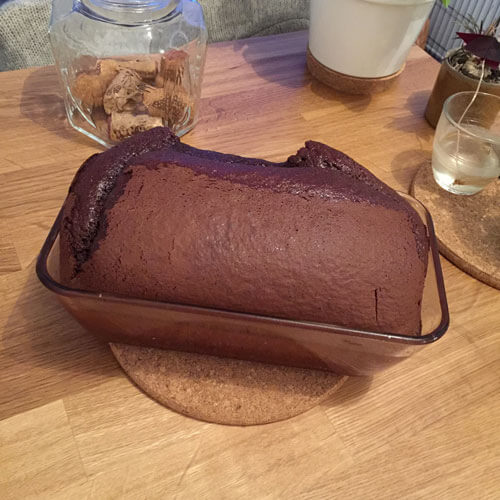 Recette d'un gâteau au chocolat extra moelleux