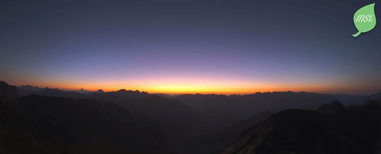 Un réveil pour simuler l'aube