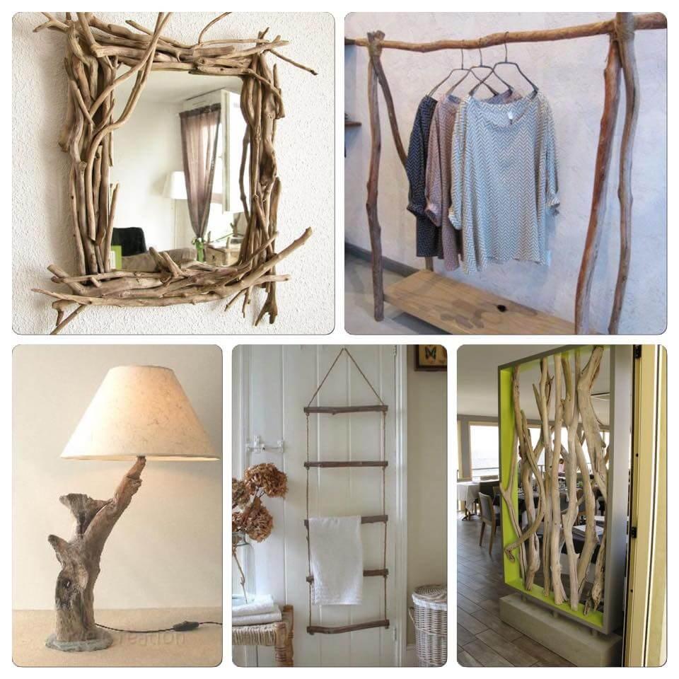 Que Faire Avec Bois Flotté transformer du bois flotté en décoration