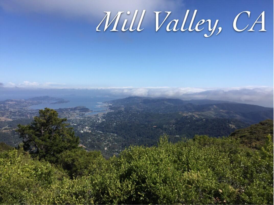 Mill Valley California, San Francisco