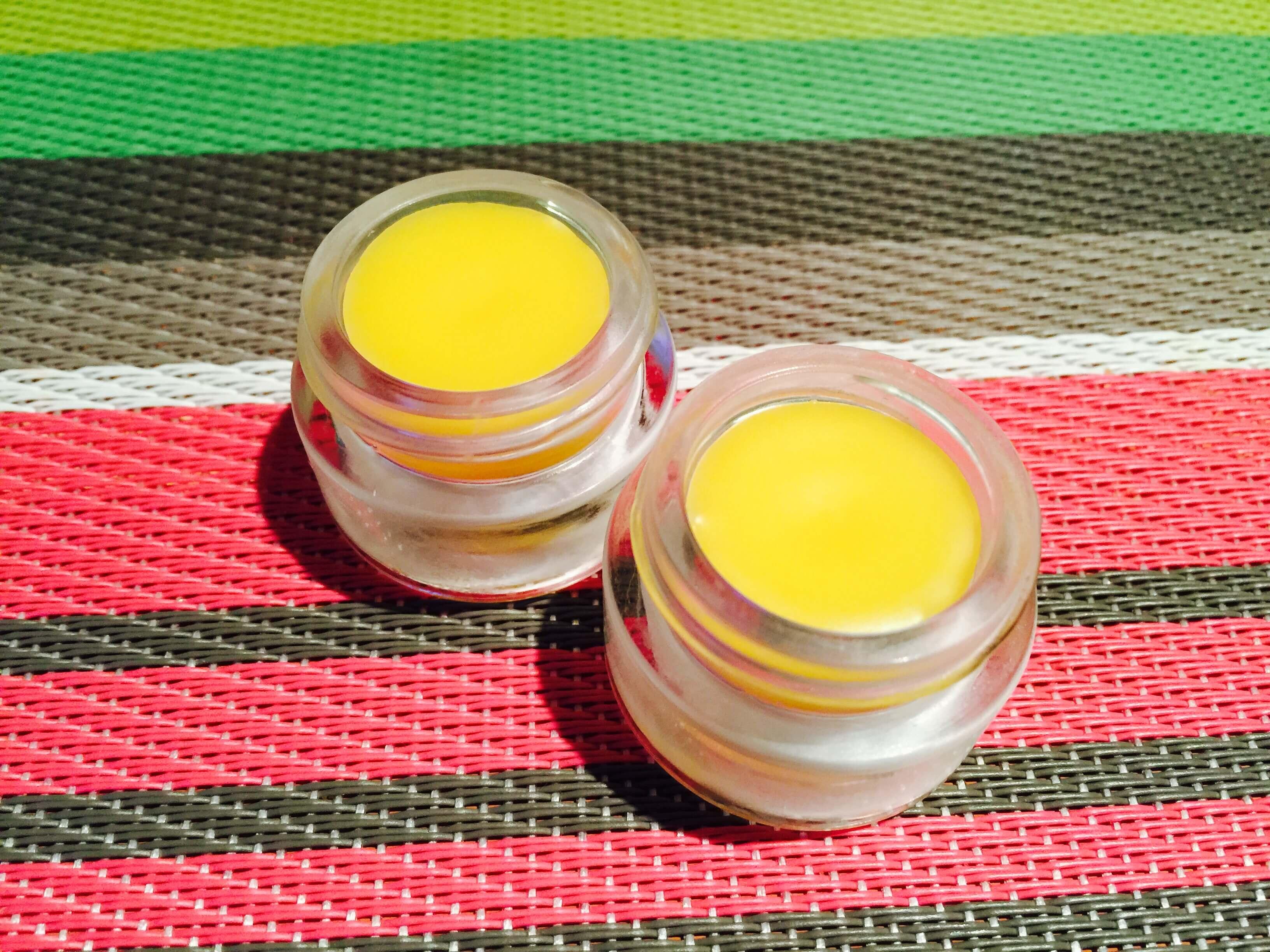 Recette baume à lèvres hydratant