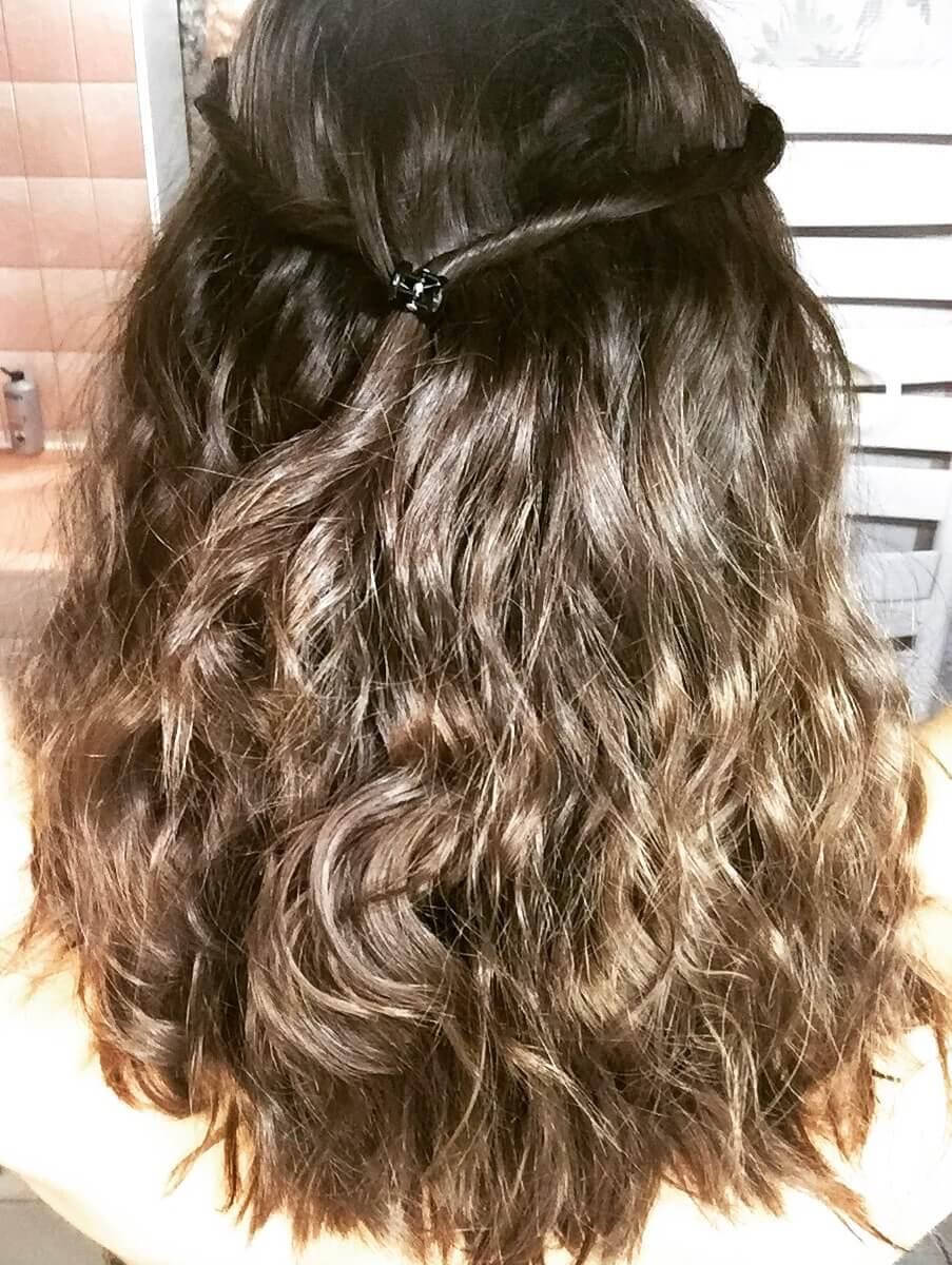 Soin naturel pour cheveux
