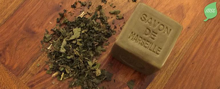 Recette de shampoing au savon de Marseille