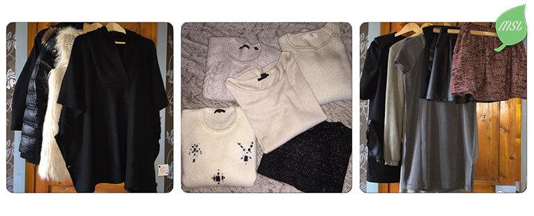 Capsule wardrobe automne hiver 2016