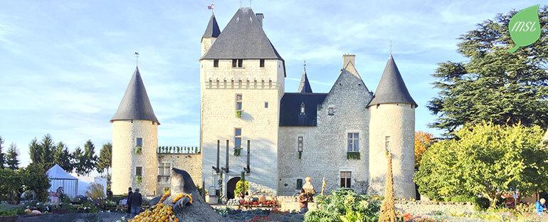 Visite du Château du Rivau
