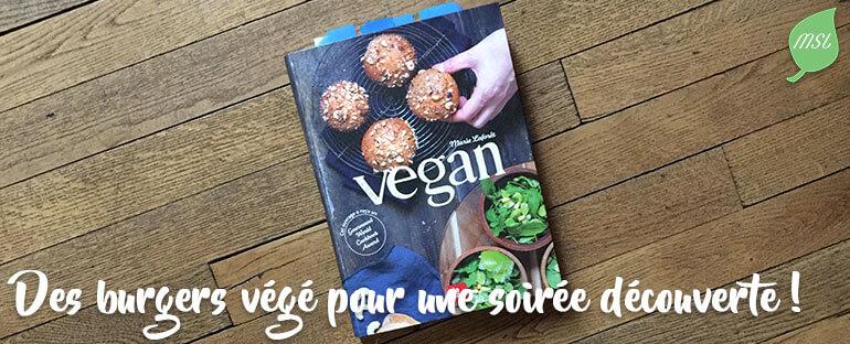 Découverte des recettes vegan de Marie Laforêt